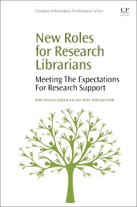 Cover image for New Roles for Research Librarians