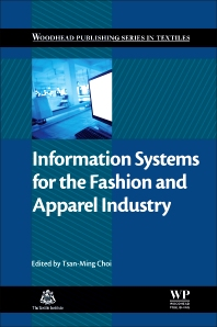 Cover image for Information Systems for the Fashion and Apparel Industry