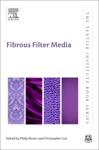 Cover image for Fibrous Filter Media