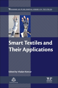 Cover image for Smart Textiles and Their Applications