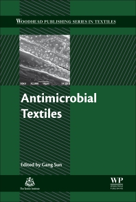 Cover image for Antimicrobial Textiles