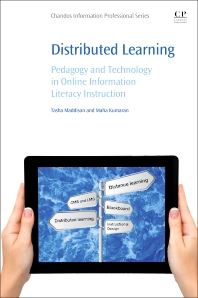 Distributed Learning - 1st Edition - ISBN: 9780081005989, 9780081006092