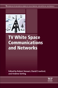 Cover image for TV White Space Communications and Networks