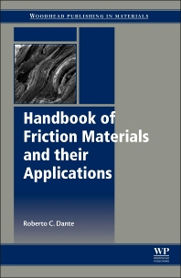 Cover image for Handbook of Friction Materials and their Applications