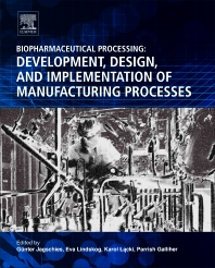 Cover image for Biopharmaceutical Processing