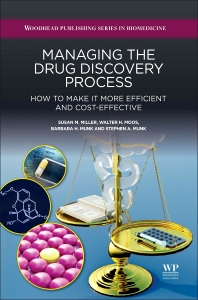Cover image for Managing the Drug Discovery Process