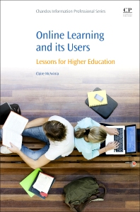 Online Learning and its Users - 1st Edition - ISBN: 9780081006269, 9780081006337