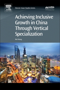 Cover image for Achieving Inclusive Growth in China Through Vertical Specialization