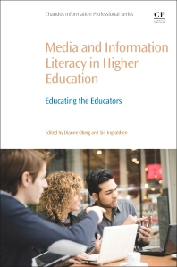 Cover image for Media and Information Literacy in Higher Education
