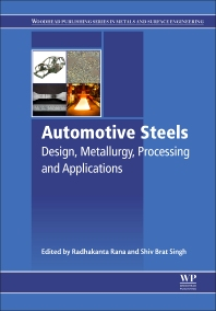 Automotive Steels - 1st Edition - ISBN: 9780081006382, 9780081006535