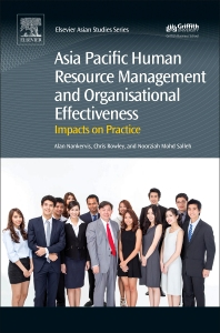 Cover image for Asia Pacific Human Resource Management and Organisational Effectiveness