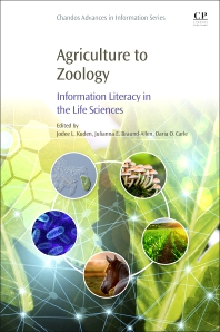 Agriculture to Zoology - 1st Edition - ISBN: 9780081006641, 9780081006726