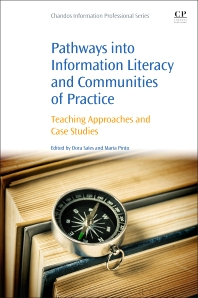 Cover image for Pathways into Information Literacy and Communities of Practice