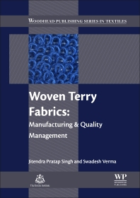Cover image for Woven Terry Fabrics
