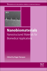 Cover image for Nanobiomaterials