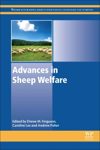 Cover image for Advances in Sheep Welfare