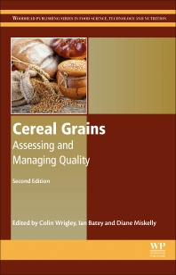 Cereal Grains - 2nd Edition - ISBN: 9780081007198, 9780081007303