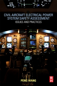 Book cover image for Civil Aircraft Electrical Power System Safety Assessment