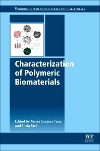 Cover image for Characterization of Polymeric Biomaterials