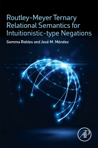 Cover image for Routley-Meyer Ternary Relational Semantics for Intuitionistic-type Negations