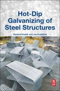 Cover image for Hot-Dip Galvanizing of Steel Structures
