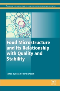 Cover image for Food Microstructure and Its Relationship with Quality and Stability