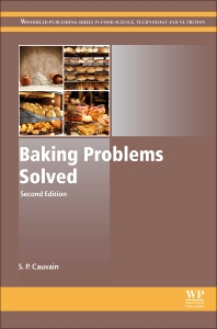 Baking Problems Solved - 2nd Edition - ISBN: 9780081007655, 9780081007686