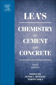 Cover image for Lea's Chemistry of Cement and Concrete
