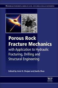 Cover image for Porous Rock Fracture Mechanics
