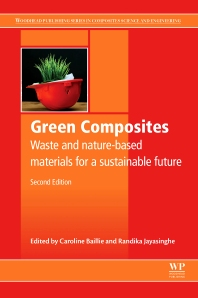 cover of Green Composites - 2nd Edition
