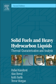 Cover image for Solid Fuels and Heavy Hydrocarbon Liquids