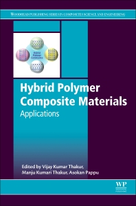 Cover image for Hybrid Polymer Composite Materials