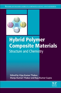Cover image for Hybrid Polymer Composite Materials: Structure and Chemistry