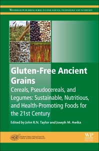 Book cover image for Gluten-Free Ancient Grains, Woodhead Publishing Series in Food Science, Technology and Nutrition
