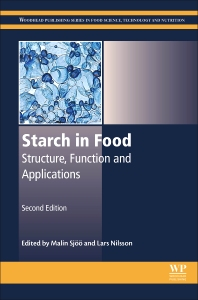 Cover image for Starch in Food