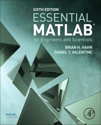 Cover image for Essential MATLAB for Engineers and Scientists