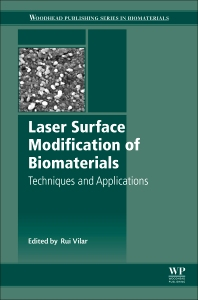 Cover image for Laser Surface Modification of Biomaterials