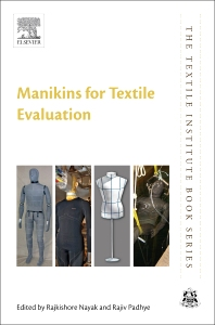 Manikins for Textile Evaluation - 1st Edition - ISBN: 9780081009093, 9780081009505