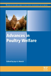 Advances in Poultry Welfare - 1st Edition - ISBN: 9780081009154