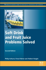 Cover image for Soft Drink and Fruit Juice Problems Solved