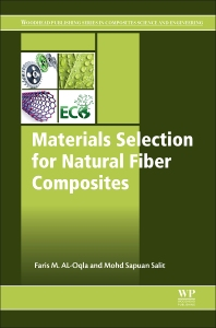 Book cover image for Materials Selection for Natural Fiber Composites