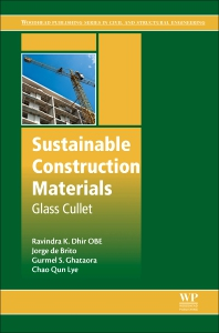 Sustainable Construction Materials - 1st Edition - ISBN: 9780081009840, 9780081009901