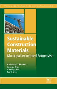 cover of Sustainable Construction Materials - 1st Edition