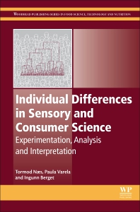 Cover image for Individual Differences in Sensory and Consumer Science