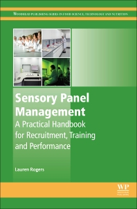 Cover image for Sensory Panel Management