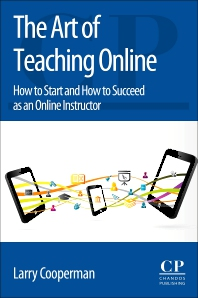 cover of The Art of Teaching Online - 1st Edition
