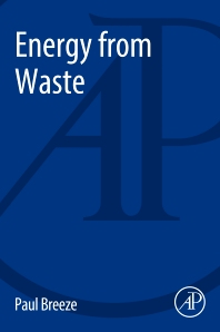 cover of Energy from Waste - 1st Edition