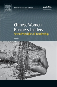Book cover image for Chinese Women Business Leaders