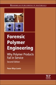 Cover image for Forensic Polymer Engineering