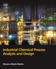 Cover image for Industrial Chemical Process Analysis and Design